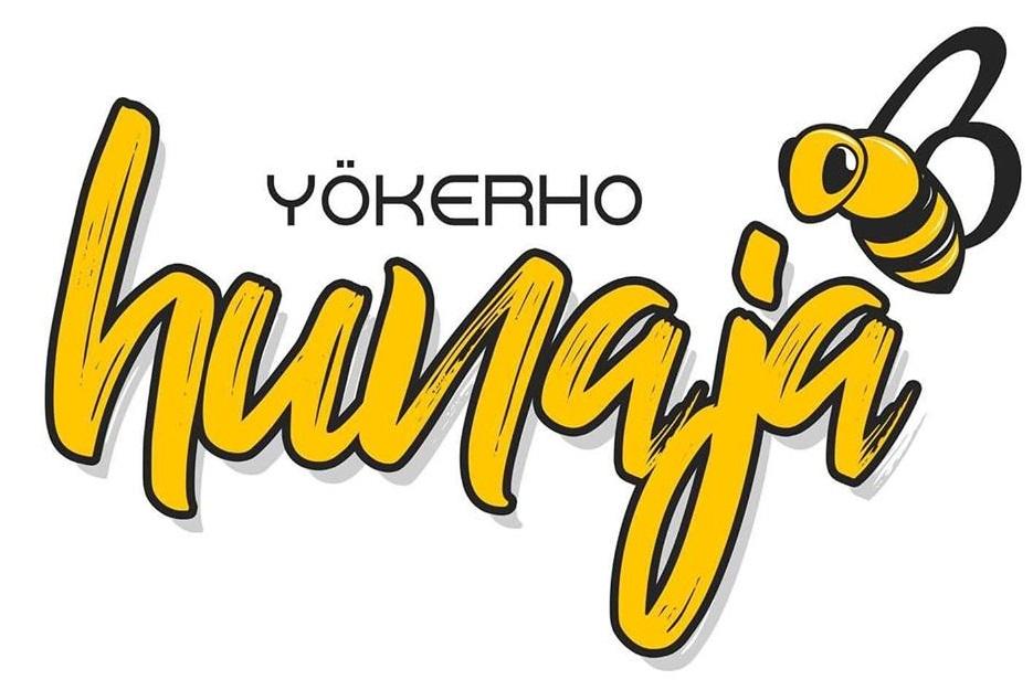 Yökerho Hunajan logo