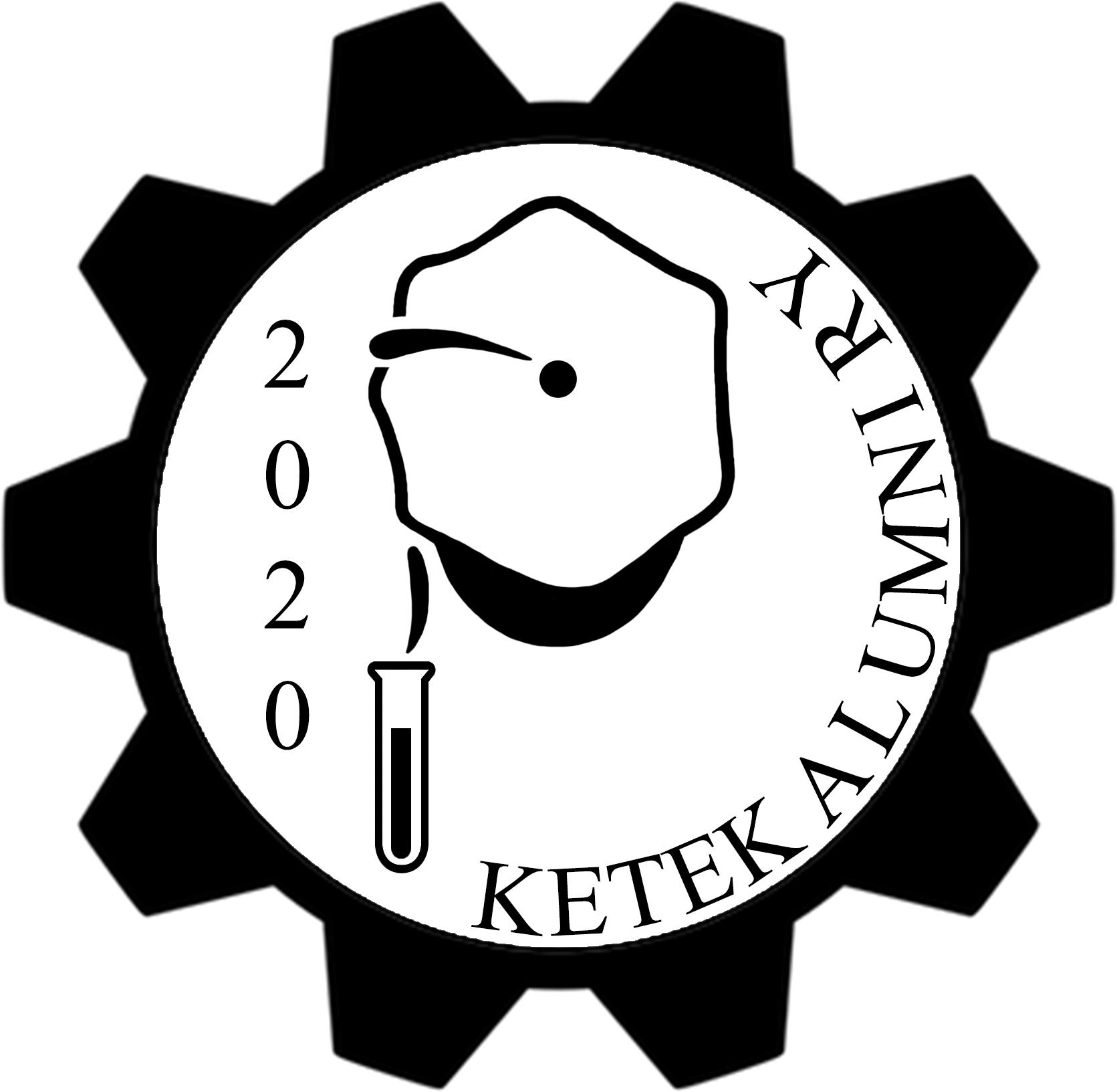 KeTeK Alumni ry logo
